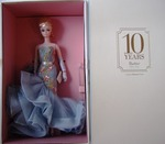 10 Years Tribute Barbie